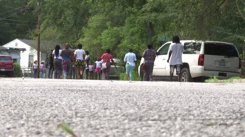 Child shot and killed in North Charleston
