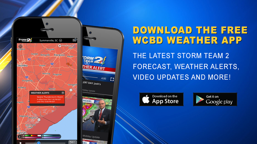 Stay ahead of severe weather with the Storm Team 2 app