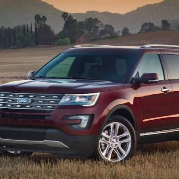FORD RECALLING 1_ MIL EXPLORERS FOR SUSPENSION
