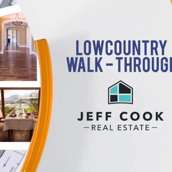Lowcountry Walk-Through with Jeff Cook Real Estate: 69 Maple St.