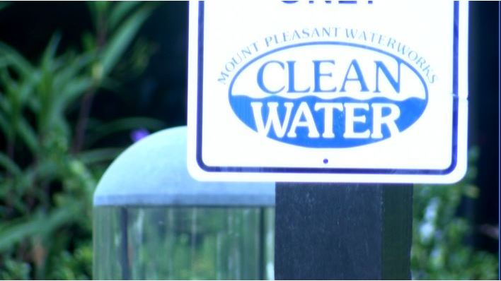 Mount Pleasant Waterworks holds public meeting