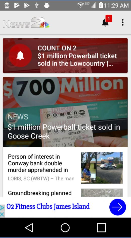 Mobile Apps | WCBD News 2