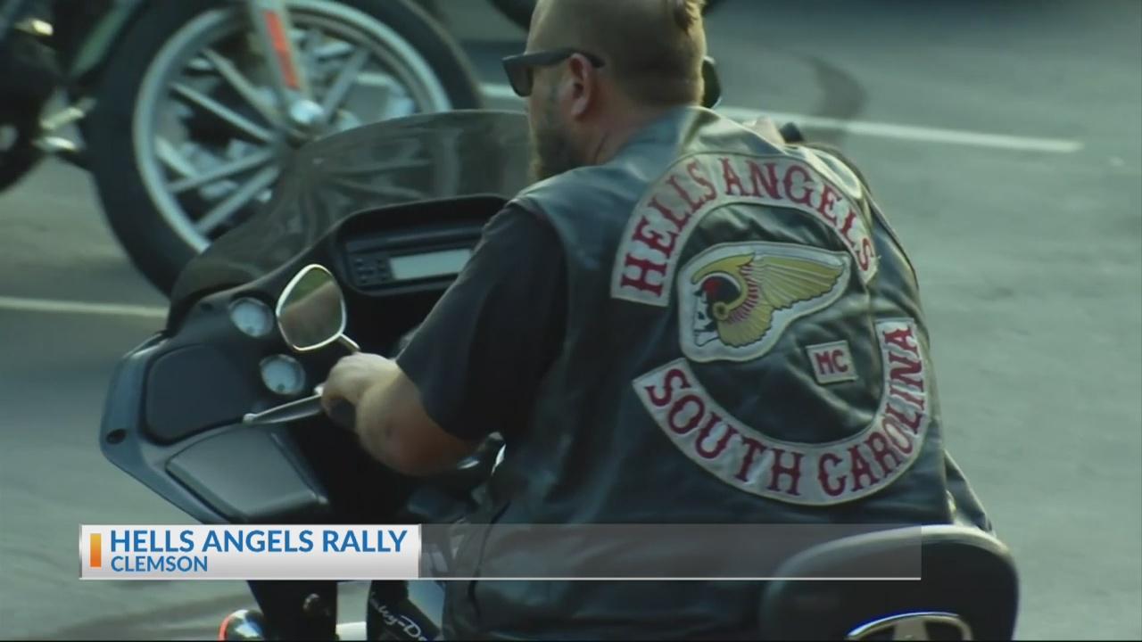 Hells Angels roll into Clemson | WCBD News 2