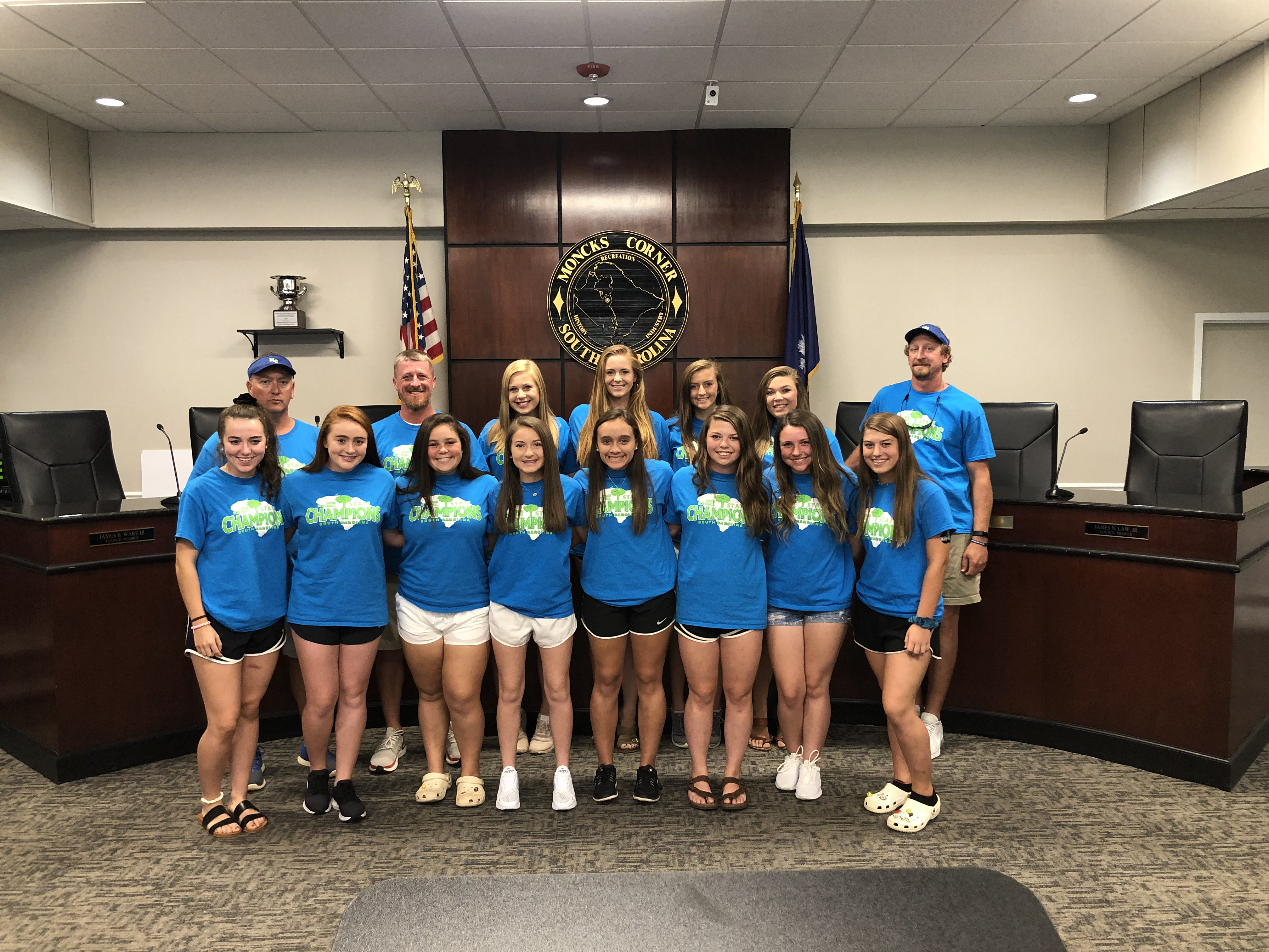 Dixie Belles softball team is going to the World Series