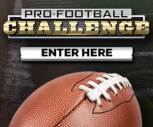Pro Football Challenge Entry